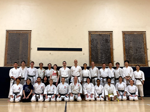 Fall 2019 Guest Instructors Class Photo