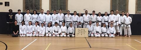 Spring 2019 Guest Instructor Class Photo