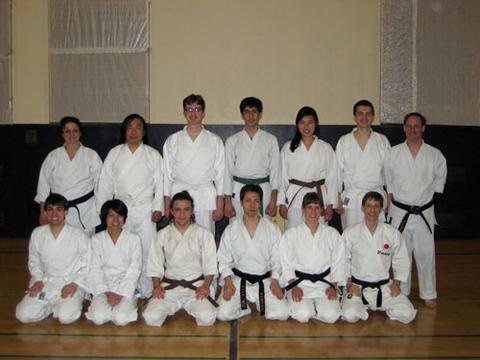 Yale Shotokan Karate 2007