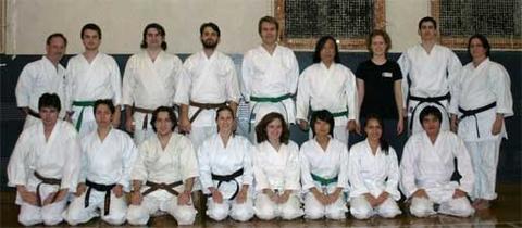 Yale Shotokan Karate 2008