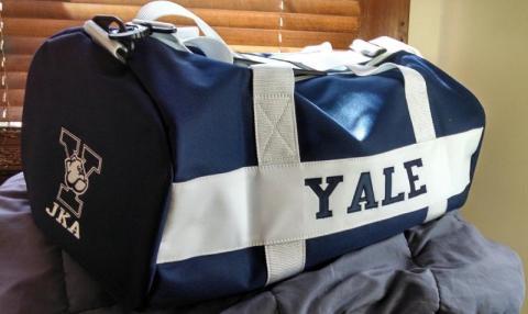 Yale Shotokan Karate Gym Bag