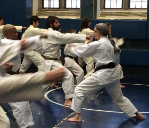 Yale Shotokan Karate