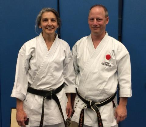 Yale Shotokan Karate Special Guest Instructor
